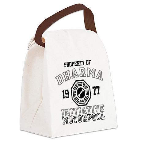 Dharma Initiative - Motorpool Canvas Lunch Bag