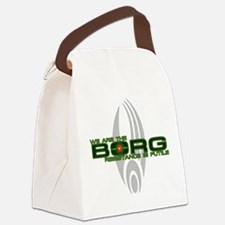 Borg - Resistance is Futile Canvas Lunch Bag