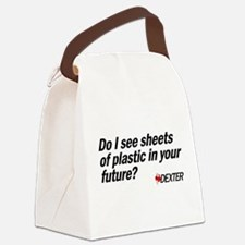 Sheets of Plastic Canvas Lunch Bag