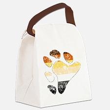 Bear Pride Claw Canvas Lunch Bag
