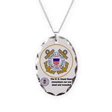 Coast Guard Remembers Necklace