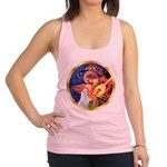Angel3/Am Eskimo #3 Racerback Tank Top