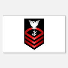 Navy Chief Counselor Decal