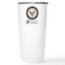 USN Remembers Travel Coffee Mug