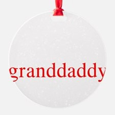 grandaddy.png Ornament