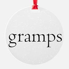 gramps.png Ornament