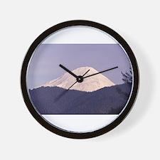 Mt. Saint Helens Wall Clock