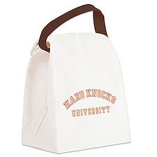 Hard Knocks University Canvas Lunch Bag