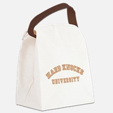 Hard Knocks University Canvas Lunch Bag