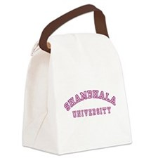 Shambhala University Canvas Lunch Bag