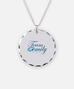 Team Emily - Pretty Little Liars Necklace
