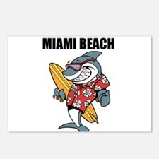 Miami Beach Postcards (Package of 8)