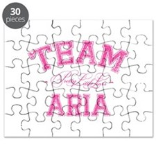Team Aria - Pretty Little Liars Puzzle
