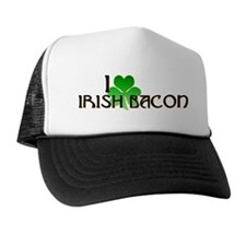 I Love Irish Bacon Trucker Hat