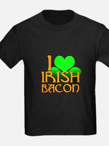I Love Irish Bacon T
