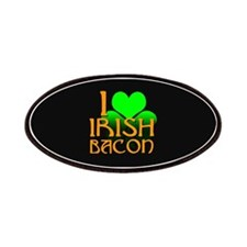 I Love Irish Bacon Patches