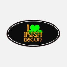 I Love Irish Bacon Patches