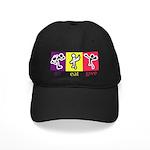 Go Eat Give logo Black Cap