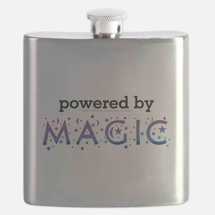 Powered By Magic Flask