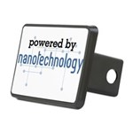 Powered By Nanotechnology Rectangular Hitch Cover