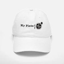 Bacon My Plate Baseball Baseball Cap
