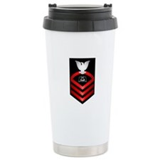 Navy Chief Culinary Specialist Travel Mug