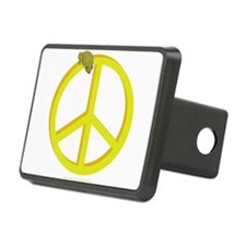 Peace Frog Hitch Cover
