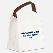Big Blue Room.jpg Canvas Lunch Bag