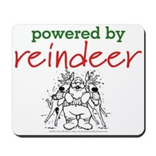 Poweredbyreindeer.jpg Mousepad