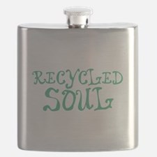 Recycled Soul Flask