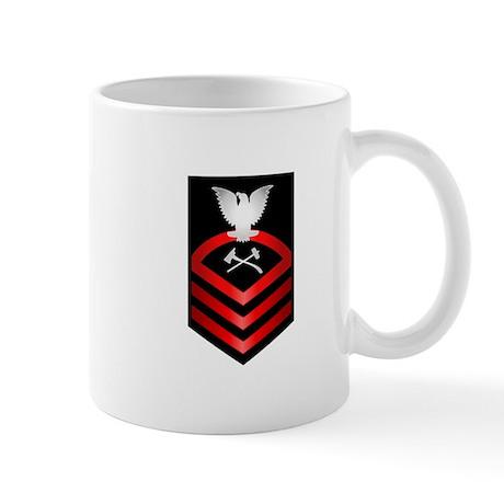 Navy Chief Damage Control Mug