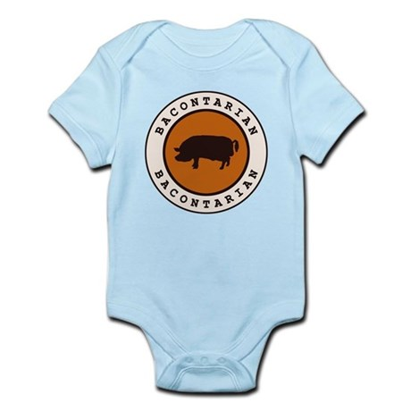Bacontarian Infant Bodysuit