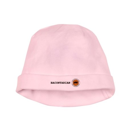 Bacontarian baby hat