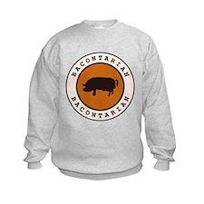 Bacontarian Sweatshirt