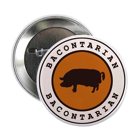 "Bacontarian 2.25"" Button (100 pack)"