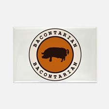 Bacontarian Rectangle Magnet (10 pack)