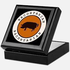 Bacontarian Keepsake Box