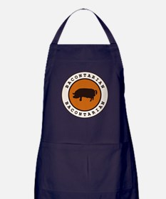 Bacontarian Apron (dark)