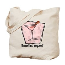 Bacontini Anyone ? Tote Bag