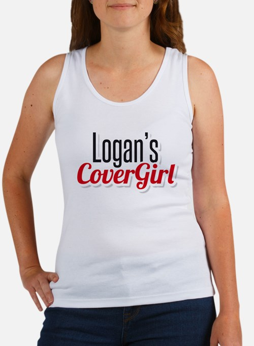 Cover Girl Women's Tank Top
