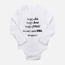 smartgirl Body Suit