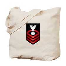 Navy Chief Electrician's Mate Tote Bag