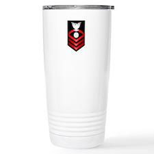Navy Chief Electrician's Mate Travel Mug
