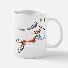 Ibzian Hound Butterflies Mug