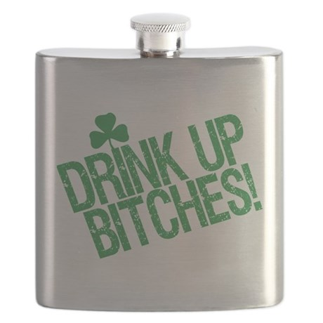 Drink up bitches 88447218.png Flask