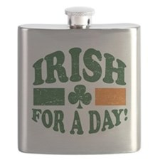 Irish for a day Distressed2012.png Flask