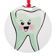 9443637586happy tooth.png Ornament