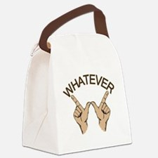 whatever1.png Canvas Lunch Bag