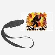 Bigfoot Whats Up.png Luggage Tag