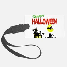 halloween witch.png Luggage Tag